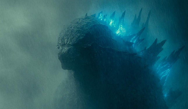 Godzilla é rei do box office mundial