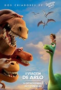 Antestreia: A Viagem de Arlo (The Good Dinosaur)