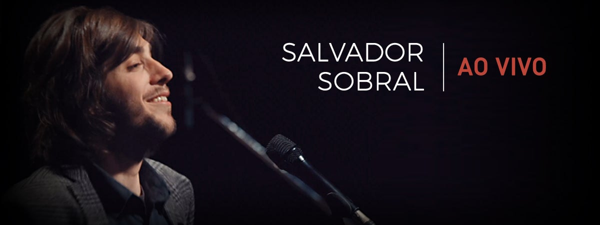 Salvador Sobral ao Vivo no Fórum Cultural do Seixal