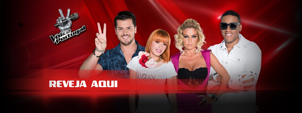 Estreia - The Voice Portugal