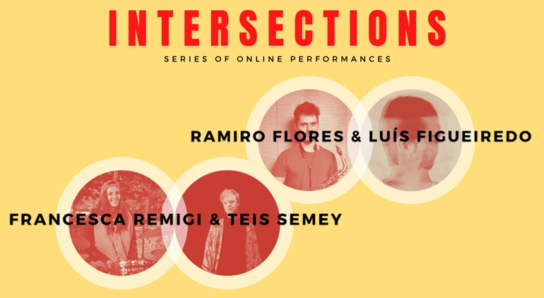 Intersections #3 #4 | 22 Abril Intersections #3 #4 | 22 Abril