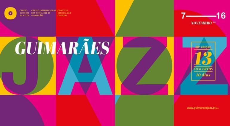 Guimarães Jazz | 7 a 16 Novembro - Festivais - Antena2 - RTP