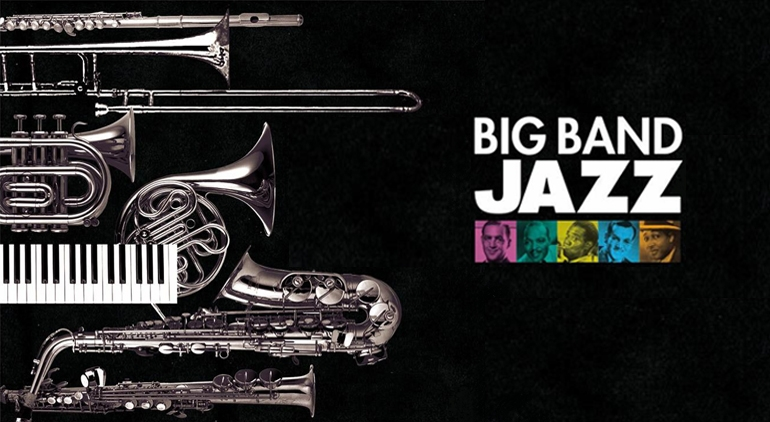 A Arte da Big Band | Domingo 13h00 | 6ª feira 17h00 A Arte da Big Band | Domingo 13h00 | 6ª feira 17h00