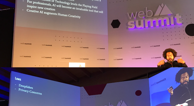 Web Summit 2019 | Music Notes Web Summit 2019 | Music Notes