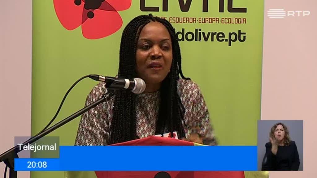 Joacine Moreira acusou o Livre de estar a mentir