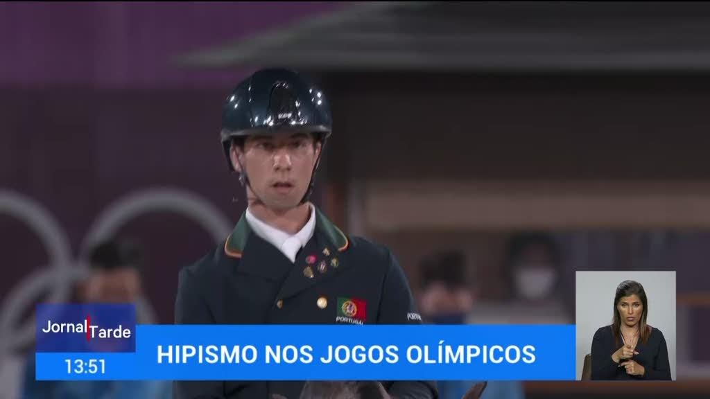 Hipismo. João Torrão participa pela primeira vez nos Jogos Olímpicos
