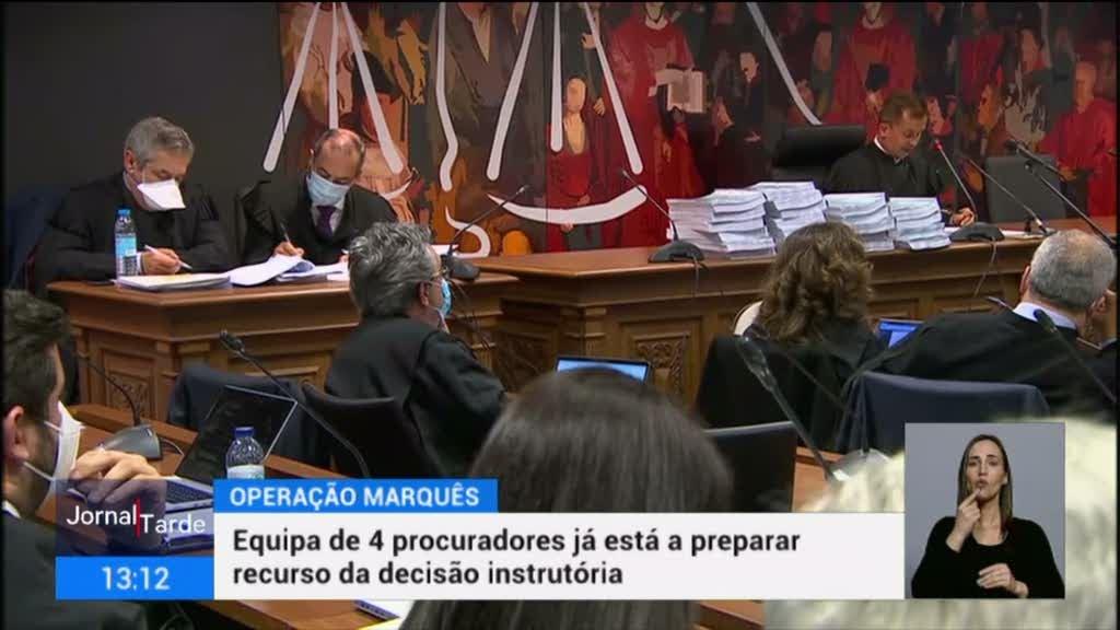 Operação Marquês. Ministério Público já está a preparar recurso
