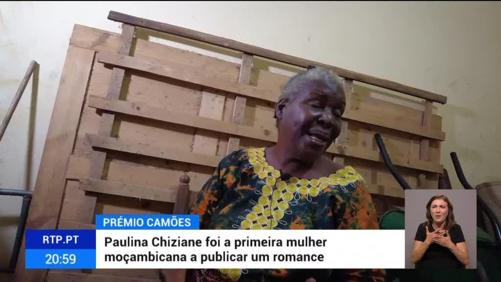Paulina Chiziane é a vencedora do prémio de maior prestígio da língua portuguesa