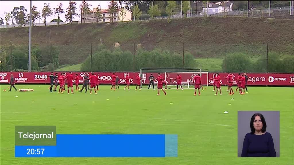 Treinador do Sporting de Braga conta com AEK difícil de bater