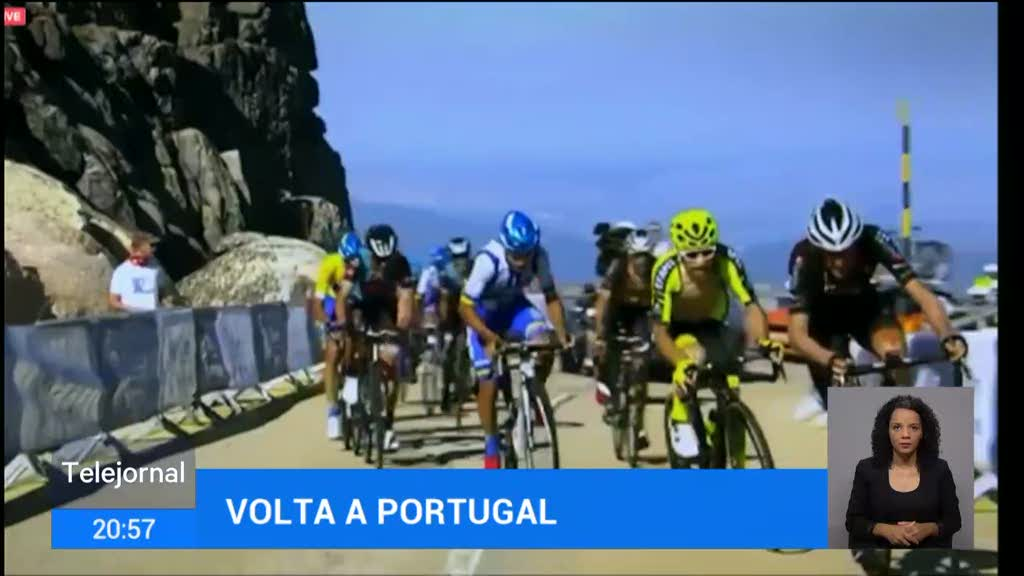 Volta a Portugal regressa à estrada no próximo mês