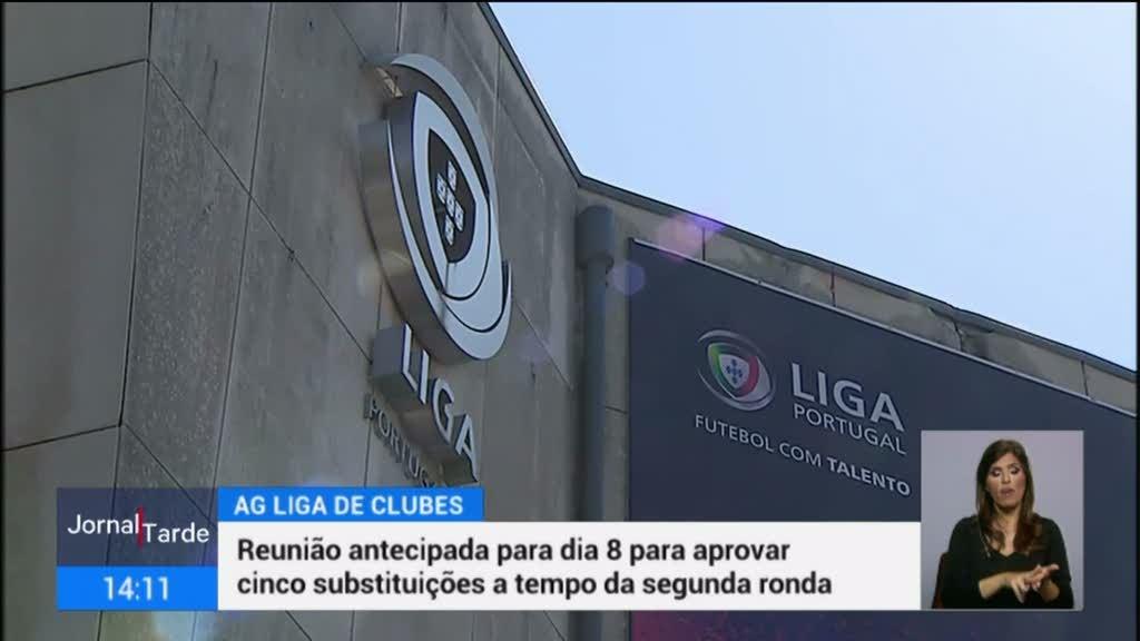 Liga de Clubes antecipa Assembleia Geral