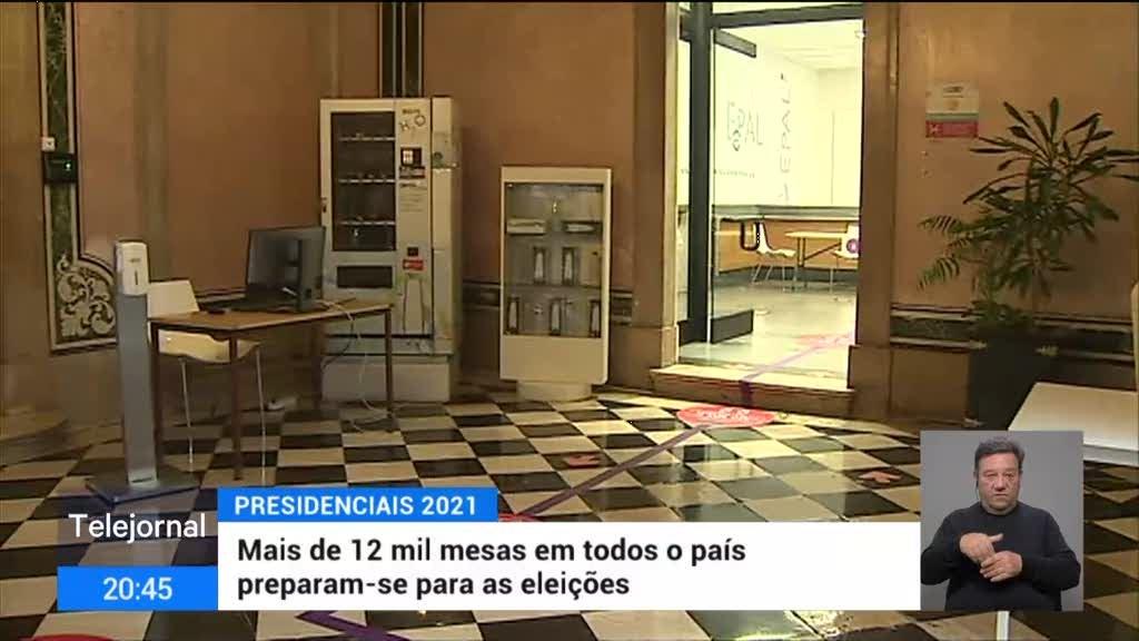 CNE garante segurança das 12 mil mesas de voto em todo o país