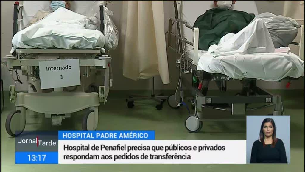 Hospital de Penafiel precisa que públicos e privados respondam a pedidos de transferência