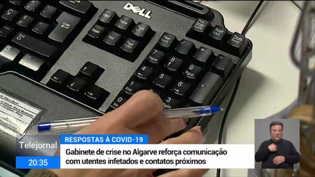 ARS Algarve reforça apoios face a aumentos de casos positivos