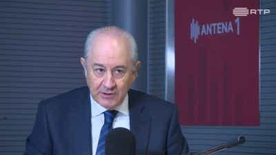 Rui Rio à Antena1: Será mau para o país se André Ventura tiver uma votação expressiva nas presidenciais