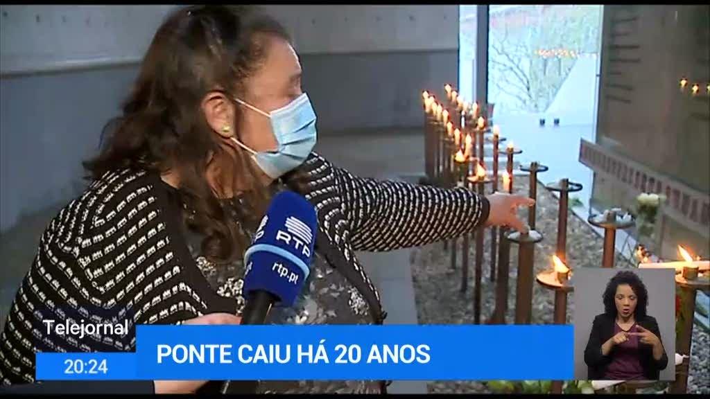 Vítimas de Entre-os-Rios foram hoje homenageadas