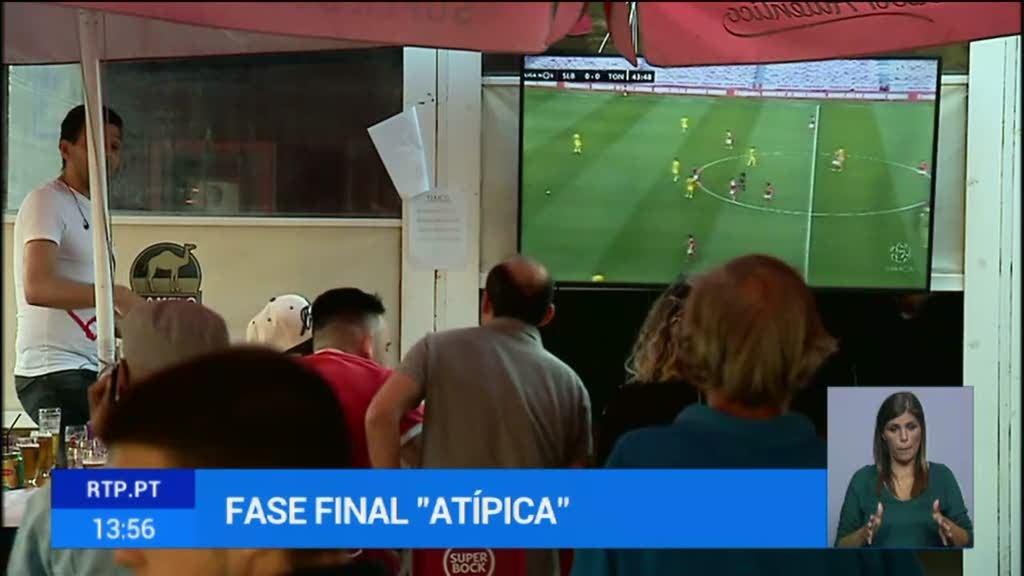 PSP garante que está preparada para a fase final da Liga dos Campeões
