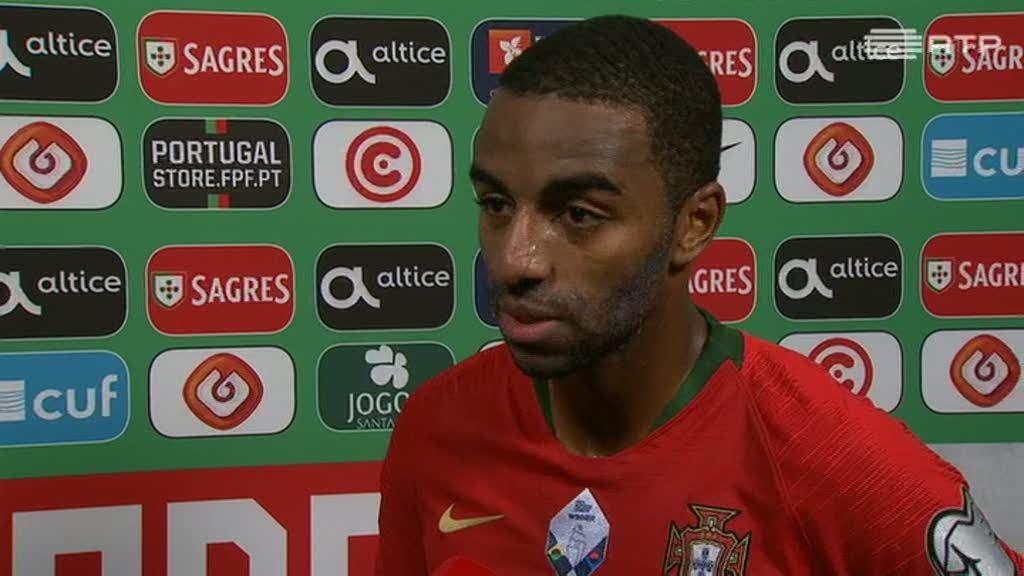 Seleção. Ricardo Pereira feliz por dar o contributo a Portugal