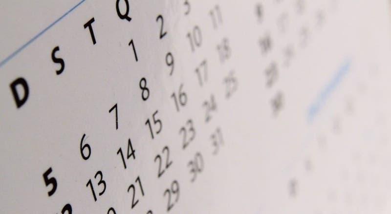 Resultado de imagem para Todos os feriados, fins de semana prolongados e pontes para aproveitar em 2020