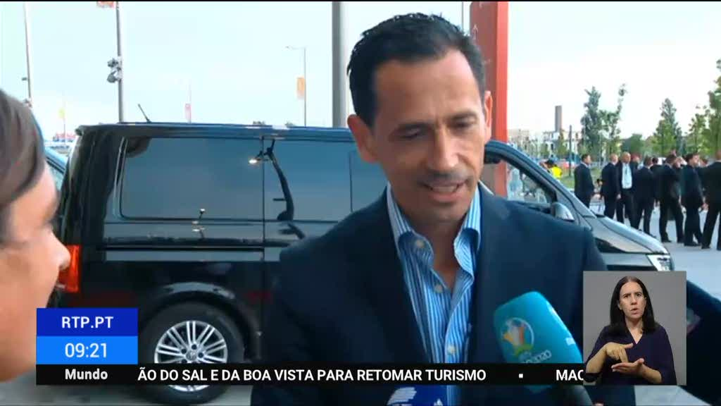 Euro2020. Pedro Proença elogiou jogo equilibrado da seleção