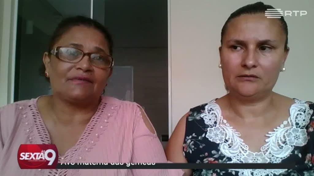 Avó brasileira de gémeas da Amadora critica decisão de juíza portuguesa - RTP