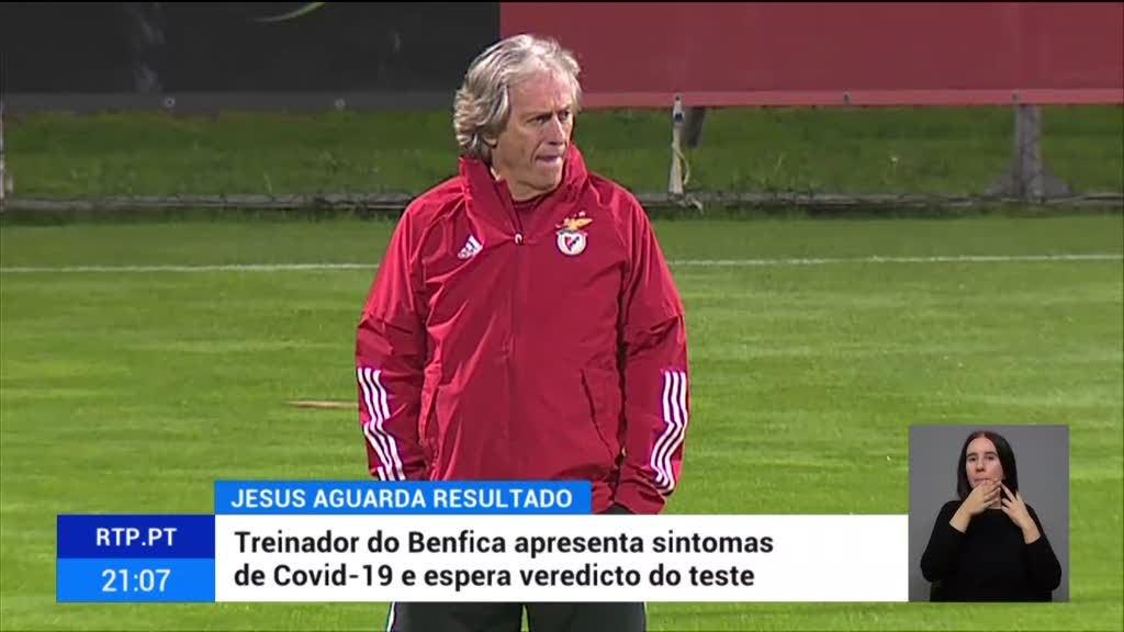 Benfica enfrenta vaga de covid-19