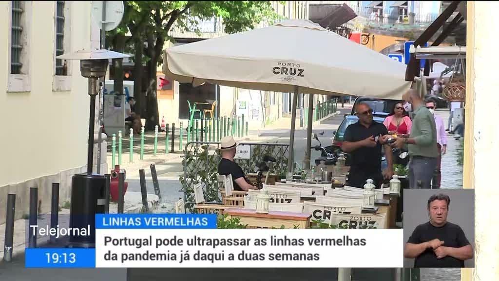 Aceleração de contágios cria preocupação em concelhos vizinhos de Lisboa