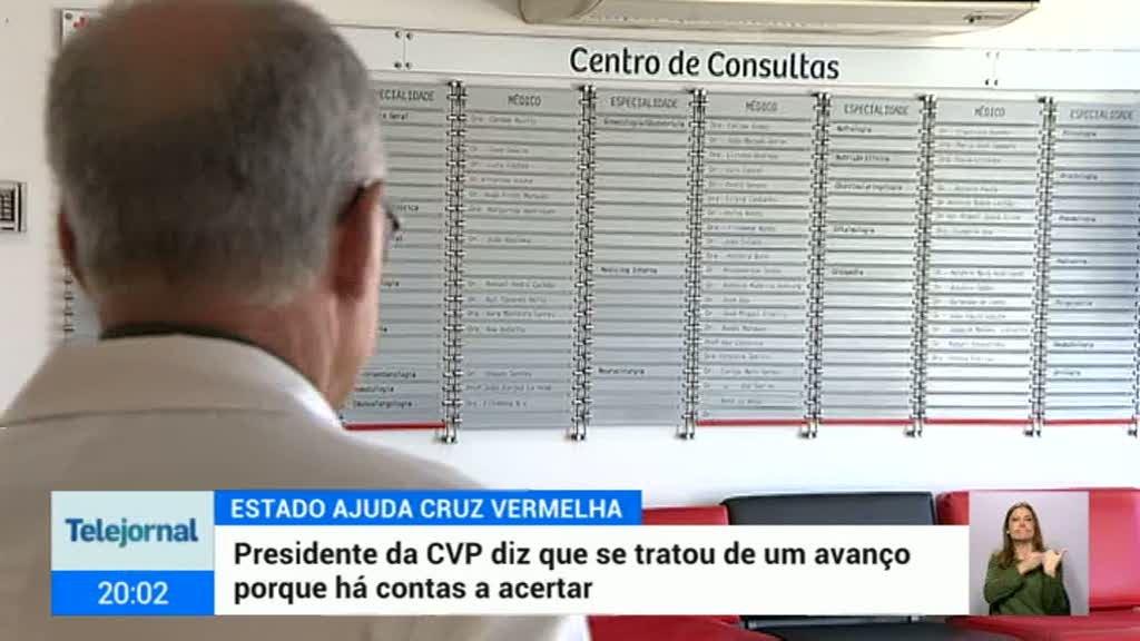 Estado empresta dois milhões de euros à Cruz Vermelha para pagar salários