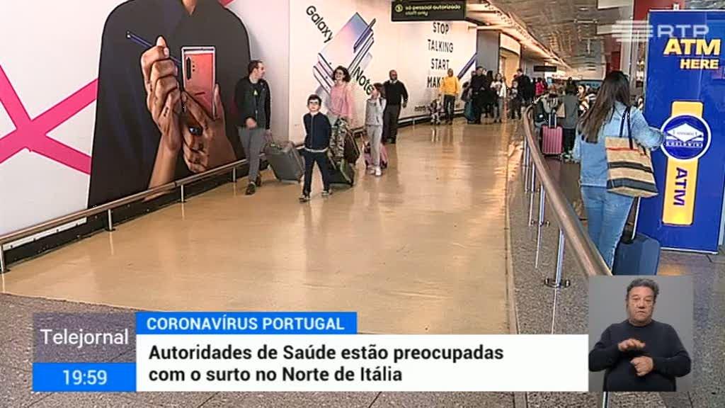 Médicos alertam. Portugal não está preparado para o Coronavírus