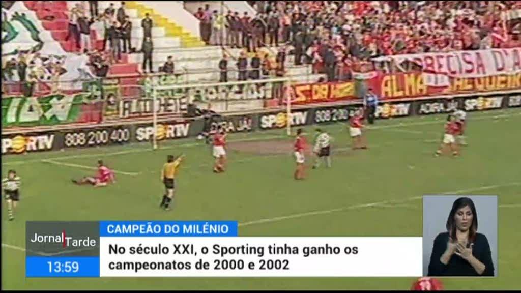 Vitória do Sporting acaba com um jejum de dezanove anos