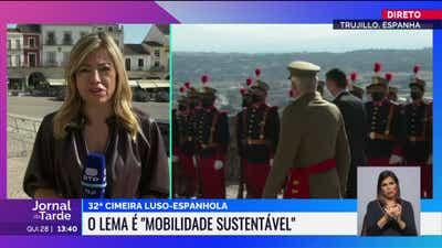 Trujillo acolhe 32ª cimeira luso-espanhola