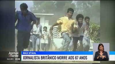 Max Stahl. Morreu o jornalista que mudou a história de Timor