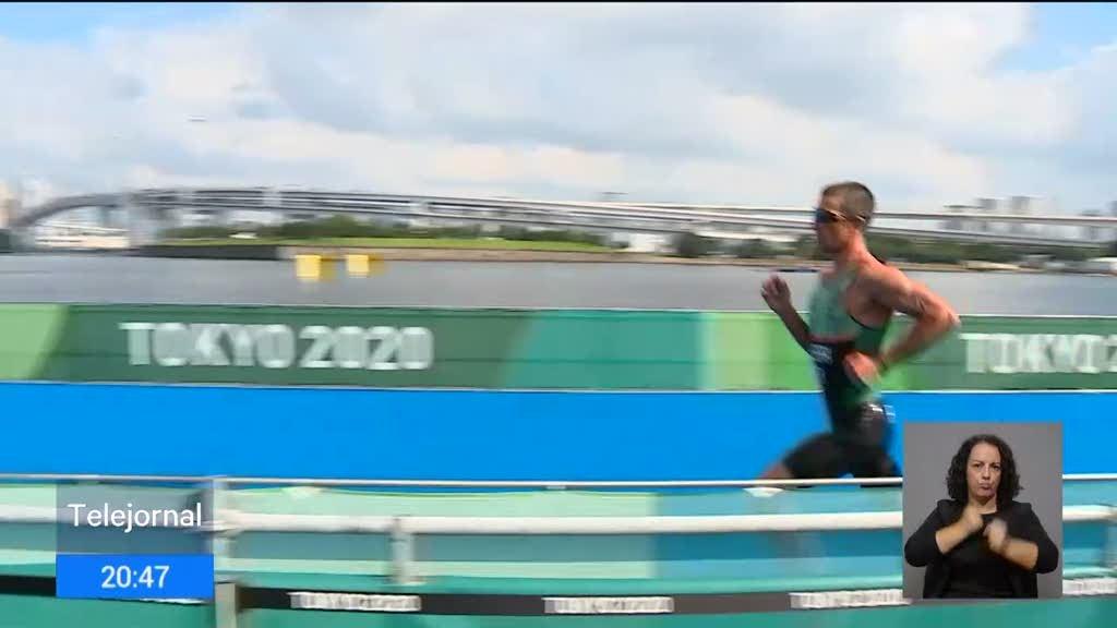 Ténis de mesa e triatlo. Atletas portugueses seguem em frente
