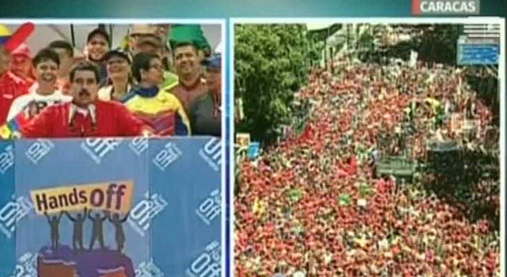 Resultado de imagem para maduro corta relações com a Colombia