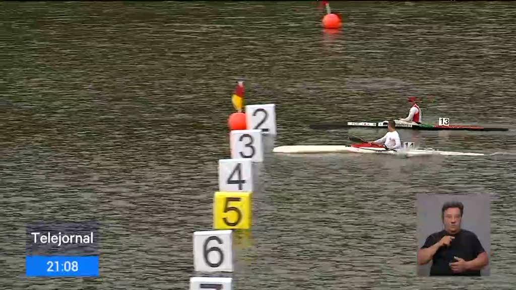 Mundiais de canoagem. Portugal conquista cinco medalhas