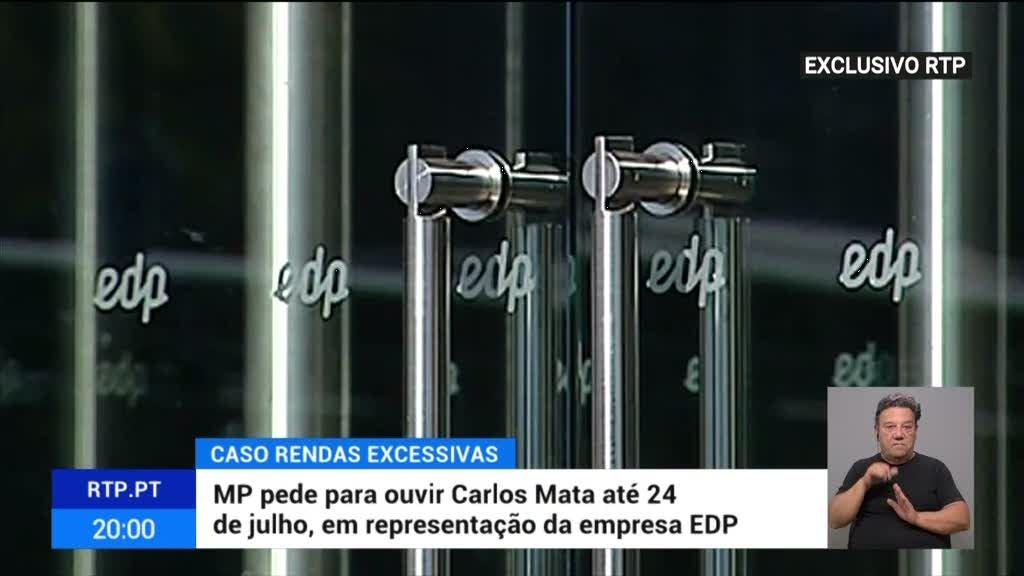 EDP vai ser constituída arguida no processo das rendas excessivas
