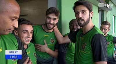 Taça de Portugal leva a festa ao Coimbrões
