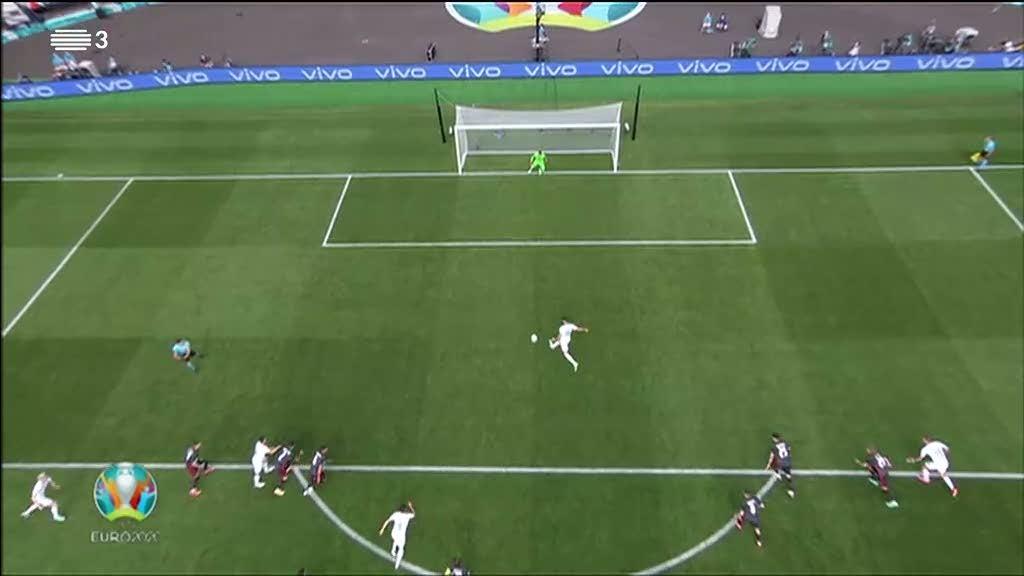 Euro2020. Croácia e República Checa empatam. Veja o resumo da partida