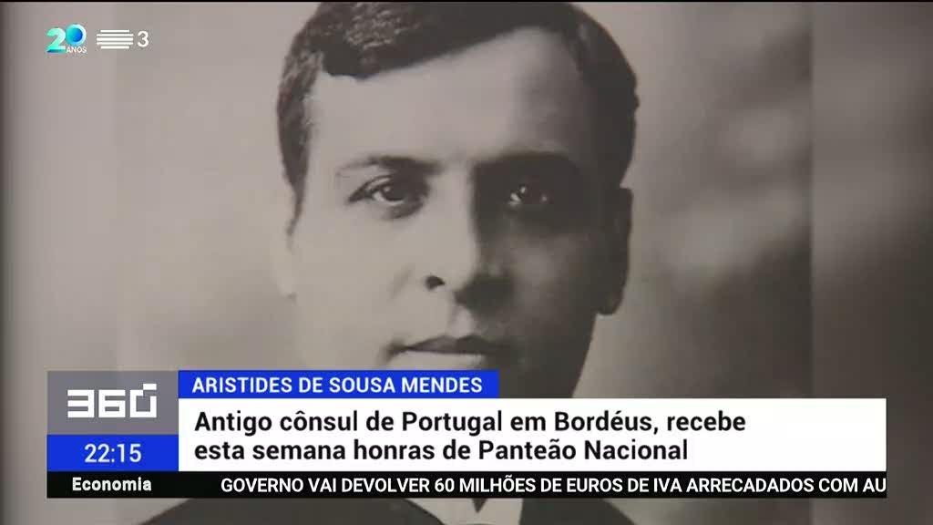 Aristides de Sousa Mendes. O diplomata português que contrariou ordens de Salazar