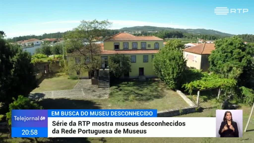 Casa onde viveu Camilo Castelo Branco é um museu aberto ao público - RTP