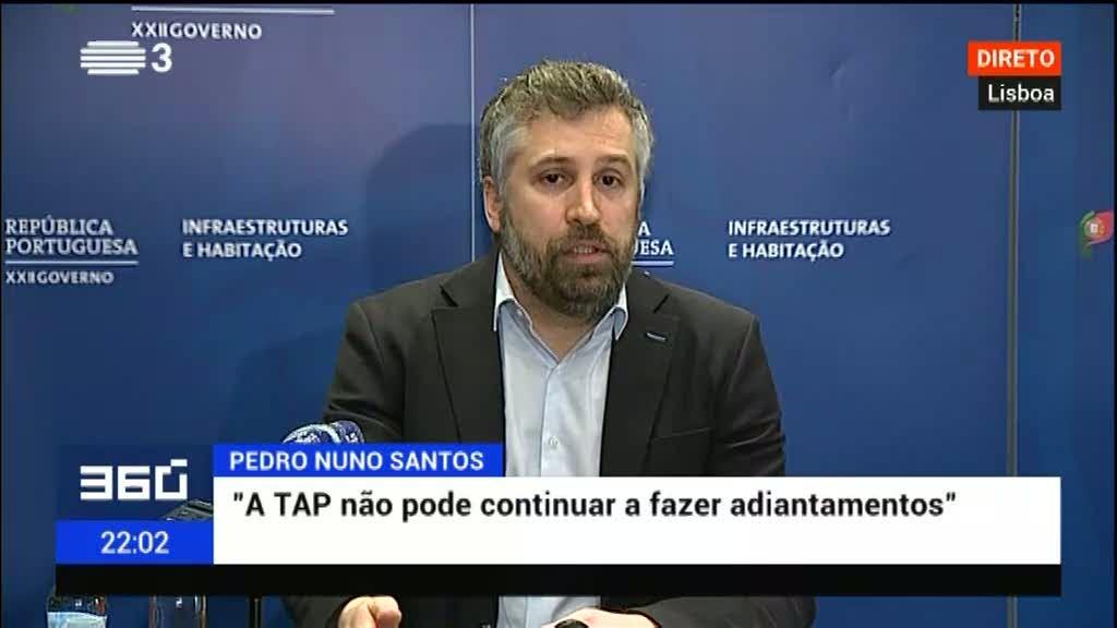 """Groundforce. """"TAP não pode continuar a fazer adiantamentos sem ter garantias"""""""