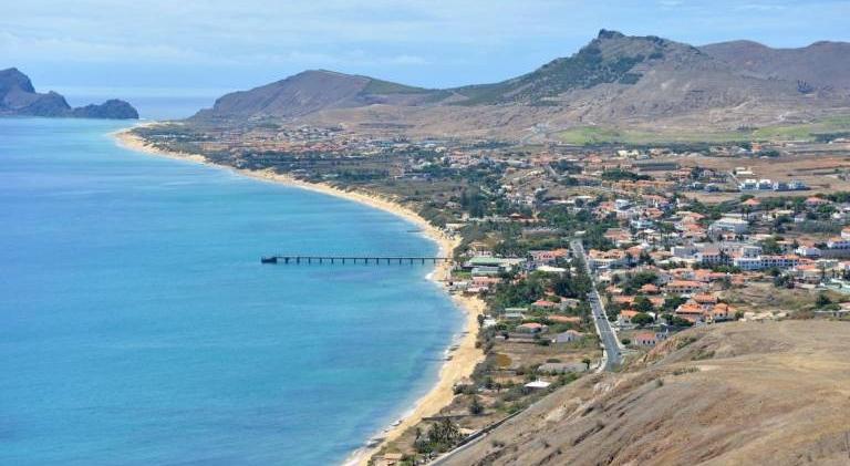 Resultado de imagem para Sismo de 5,0 registado a 280 quilómetros de Porto Santo