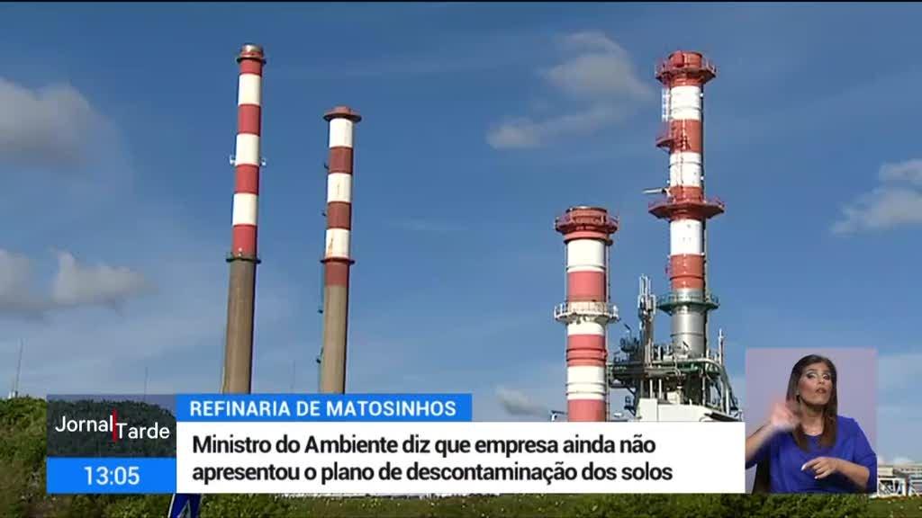 Refinaria Matosinhos. O futuro dos terrenos ainda é uma incógnita