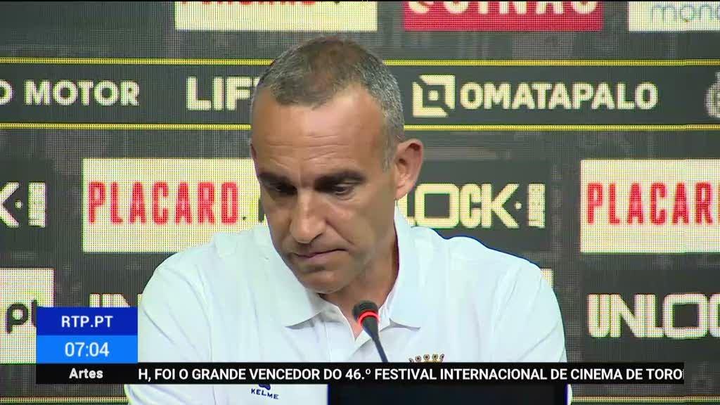 Treinador do Boavista garante que equipa vai dar tudo frente ao Benfica