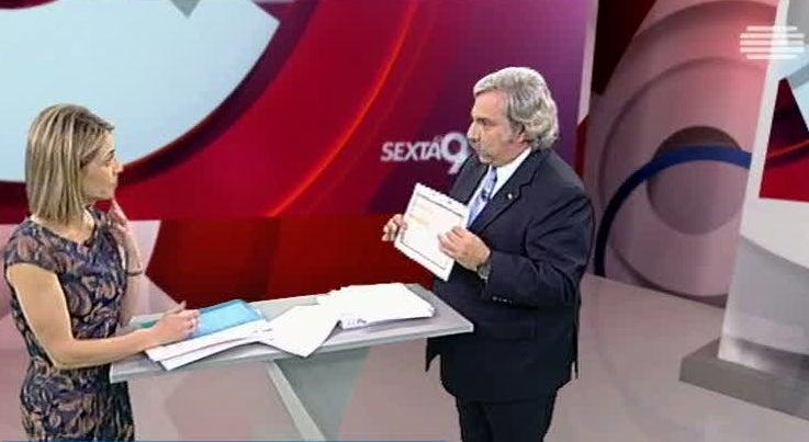 73c64ceaffe Sexta às 9. Ponces de Carvalho nega ilegalidades - País - RTP Notícias