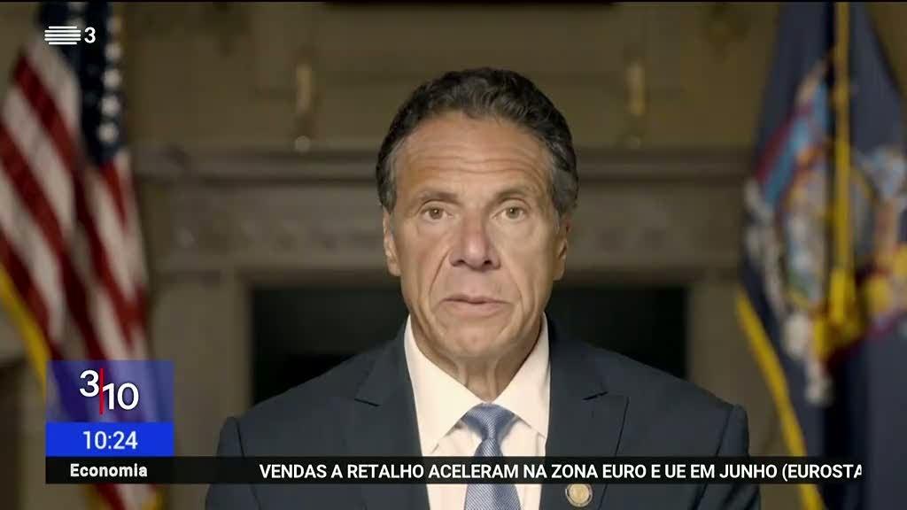 Escândalo EUA. Governador de Nova Iorque nega acusações de assédio sexual