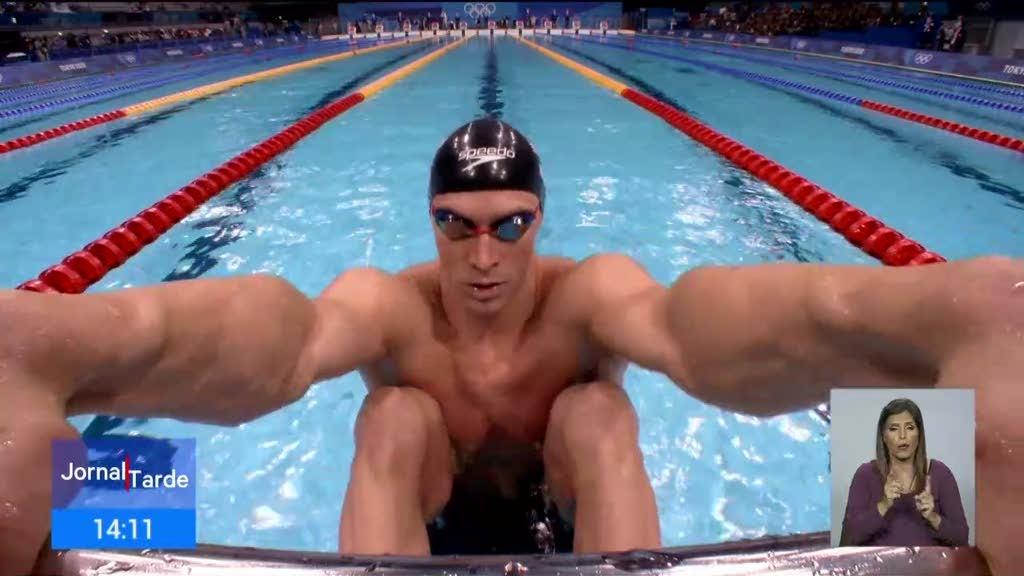 Tóquio2020. Grã-Bretanha e Rússia brilham na natação