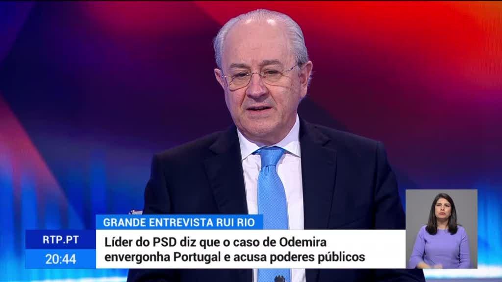 Odemira. Rio aponta dedo aos poderes pela situação dos imigrantes