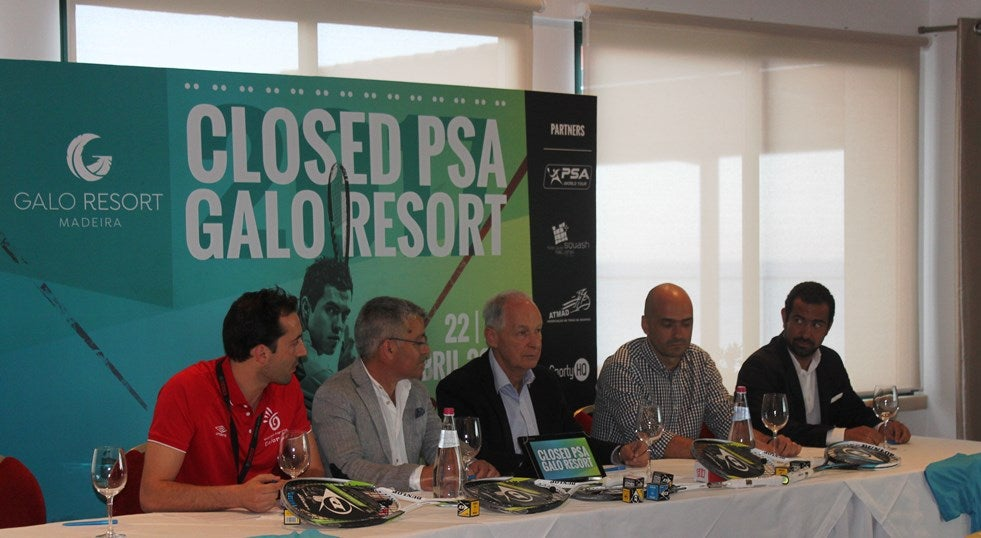 I Torneio Closed PSA Galo Resort 2017, o engrandecer do Squash regional