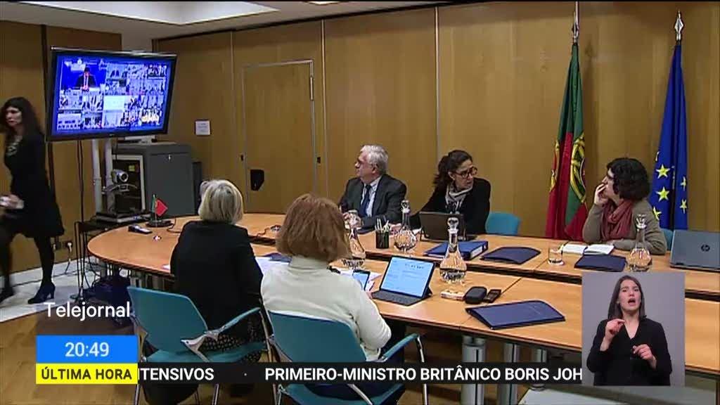 """SEF. Homicídio cometido no aeroporto de Lisboa foi """"um murro no estômago"""""""